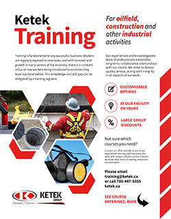 Ketek Group - Training Courses - Brochure