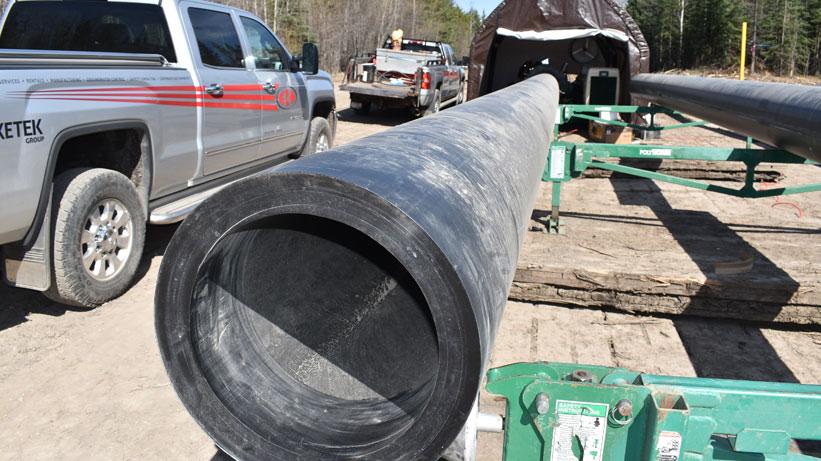 20-inch-HDPE-pipe-fusing-Ketek-Edmonton