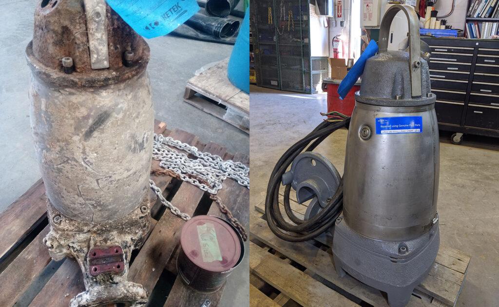flygt-pump-ceaning-edmonton
